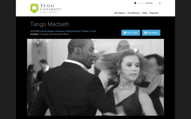 Tango MacBeth EVOD 1
